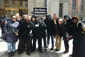 The Bronx Defenders Organizing Project