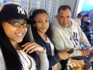 Focus on Fathers' Family Night Out at Yankee Stadium