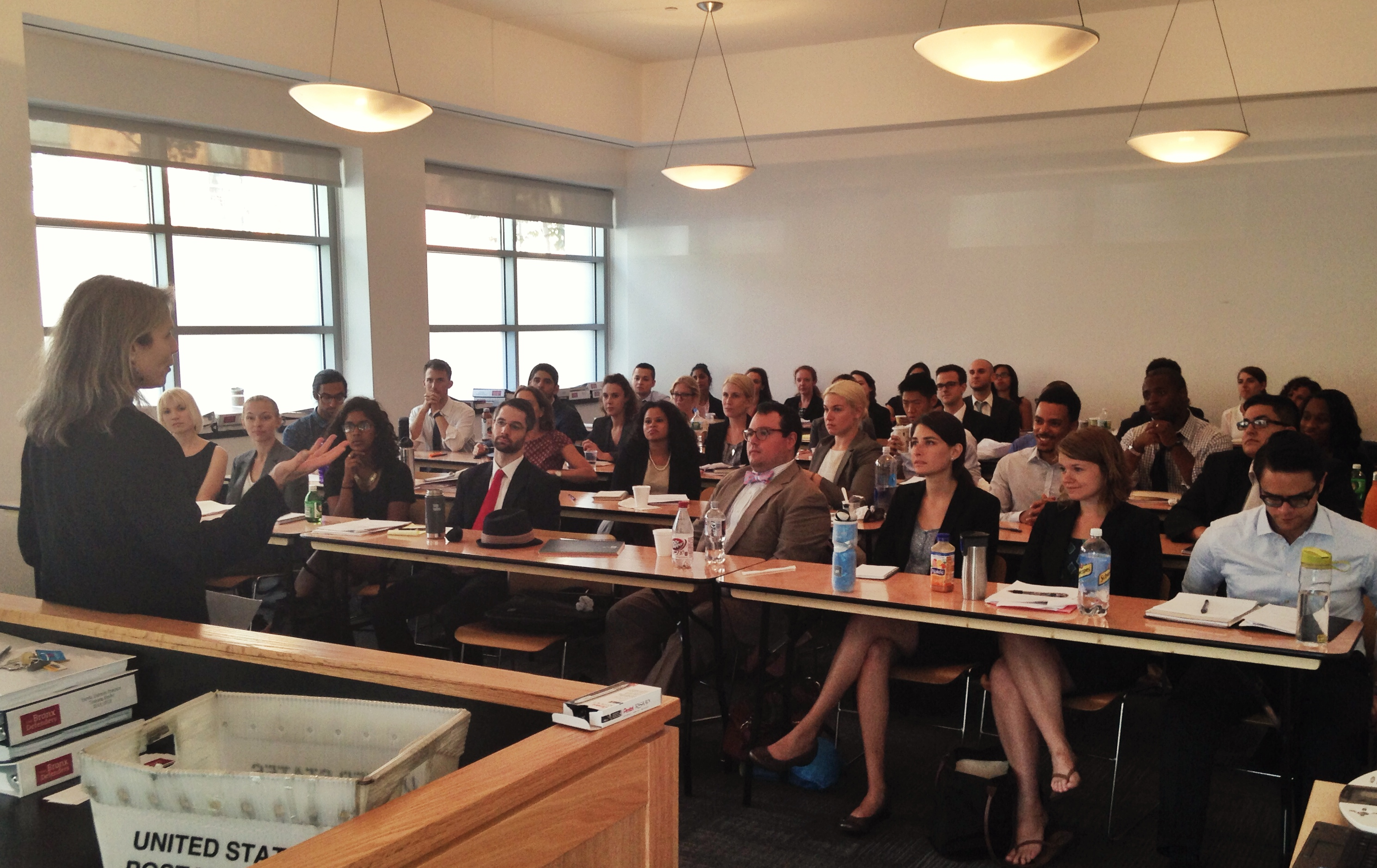 The Bronx Defenders Welcomes Its 2014 Training Teams and New Hires!