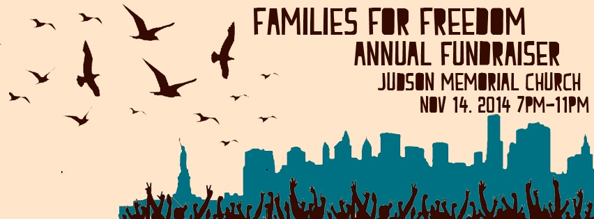 BxD's New York Immigrant Family Unity Project Honored at the Families for Freedom 12th Annual Fundraiser