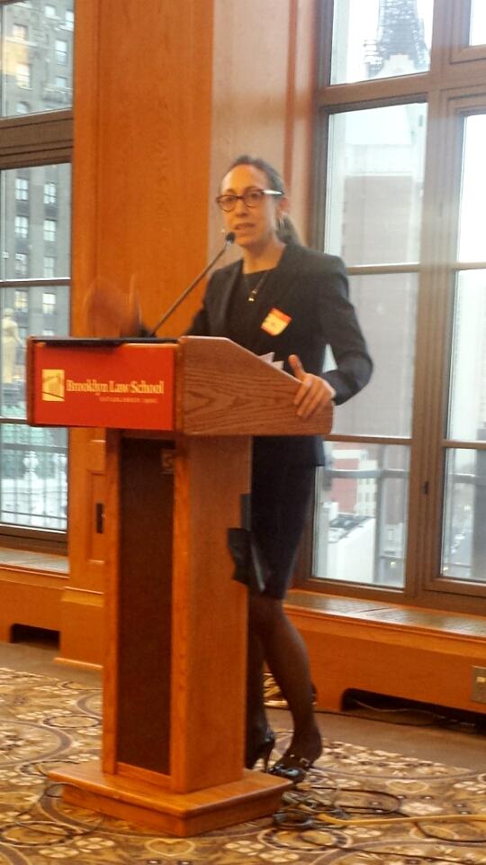 The Bronx Defenders receives Community Organization Award from Brooklyn Law School