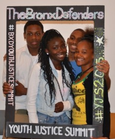 The Bronx Defenders hosted its Third Annual Youth Justice Summit!